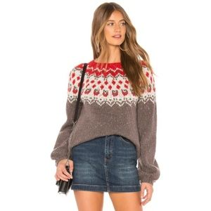 Mes Demoiselles Charlene Knitted Sweater Small